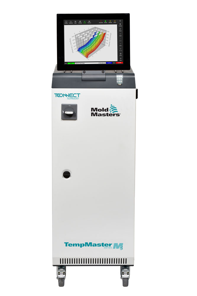 Mold Masters TempMaster M3 Hot Runner Temperature Controller